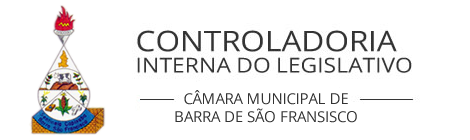 CÂMARA MUNICIPAL DE BARRA DE SÃO FRANCISCO - ES - CONTROLADORIA INTERNA